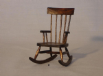 57. Windsor Rocking Chair